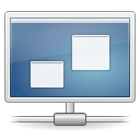 Window remote desktop icon