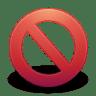 Button-delete icon