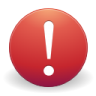 Button-warning icon