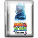 Monsters Vs Aliens v2 icon