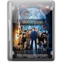 Night At The Museum 2 icon