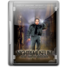 Night At The Museum 2 v2 icon