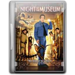 Night At The Museum v2 icon