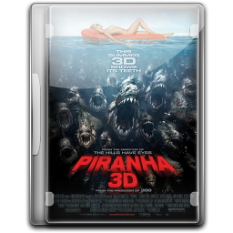 Piranha 3D icon