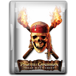 Pirates Of The Caribbean Dead Mans Chest icon