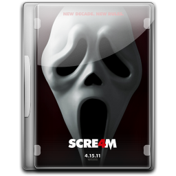 Scream 4 icon