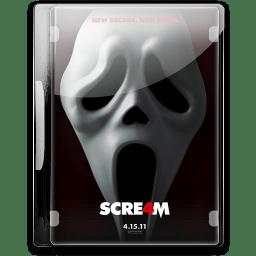 Scream 4 icon