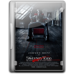 Sweeney Todd icon