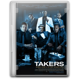 Takers icon