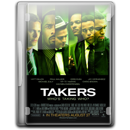 Takers v3 icon