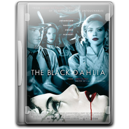 The Black Dahlia icon