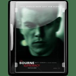 The Bourne Supremacy v4 icon