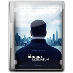 The Bourne Ultimatum icon