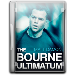 The Bourne Ultimatum v3 icon