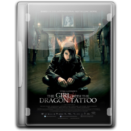 The Girl With The Dragon Tattoo icon