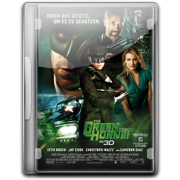 The Green Hornet icon