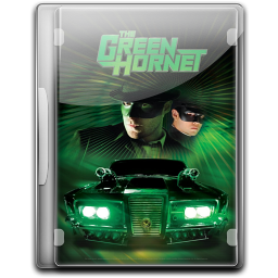 The Green Hornet v3 icon