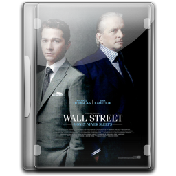 Wall Street Money Never Sleeps v2 icon
