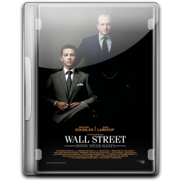 Wall Street Money Never Sleeps v4 icon