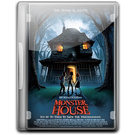 Monster House icon