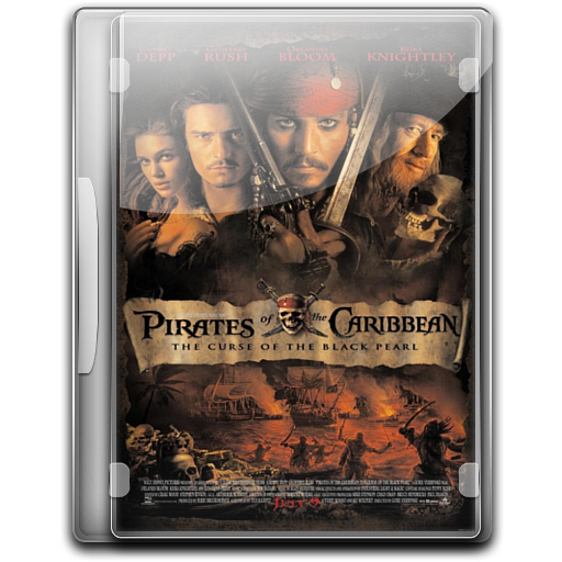 Pirates-Of-The-Caribbean-The-Curse-Of-The-Black-Pearl icon