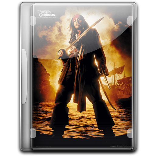 Pirates-Of-The-Caribbean-The-Curse-Of-The-Black-Pearl-v2 icon