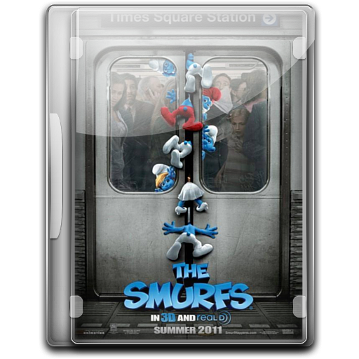 Smurfs-v7 icon