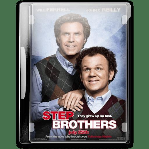 Step Brothers Icon   English Movies 2 Iconset   danzakuduro