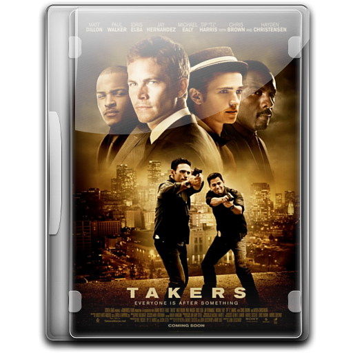 Takers-v2 icon