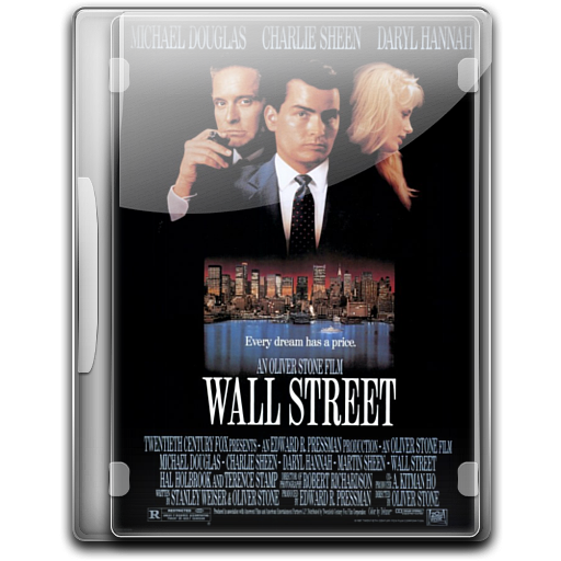 Wall-Street-Every-Dream-Has-A-Price icon