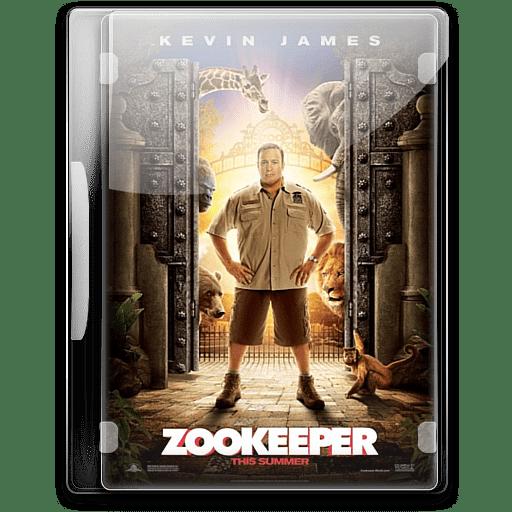 Zookeeper v2 Icon | English Movies 2 Iconset | danzakuduro
