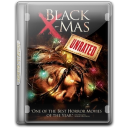 Black X Mas v3 icon