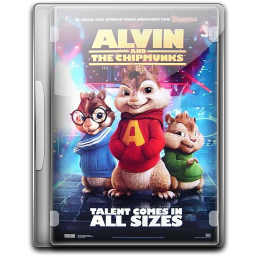 Alvin And The Chipmunks 3 v2 icon