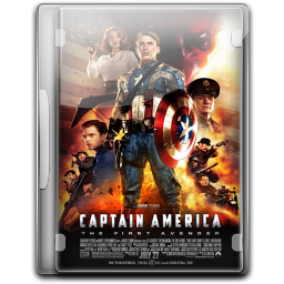 Captain America The First Avenger v11 icon