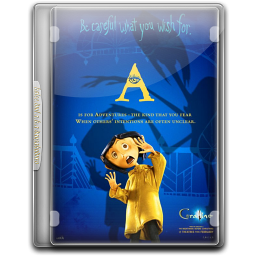 Coraline v3 icon