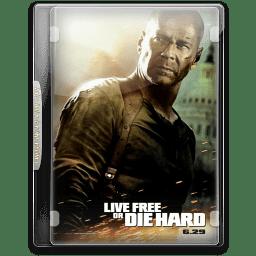 Die Hard 4 Live Free Or Die Hard v5 icon