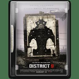 District 9 v3 icon