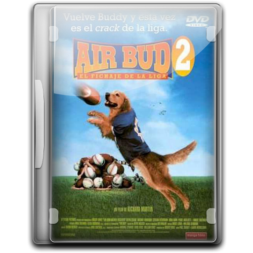 Air Bud 2 Icon | English Movies 3 Iconset | danzakuduro