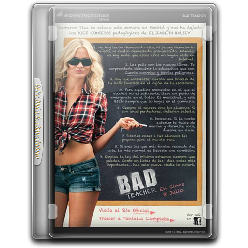 Bad Teacher v3 icon