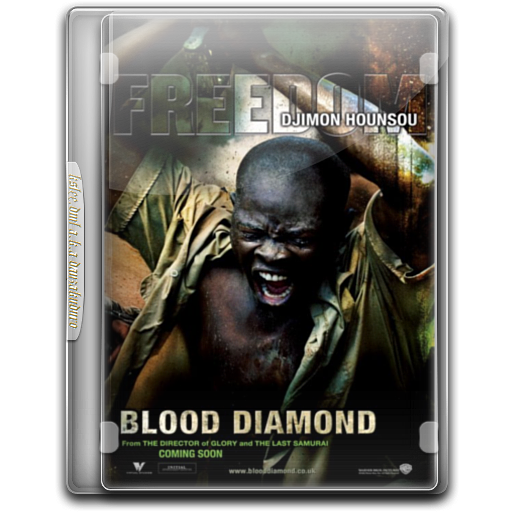 Blood Diamond v8 icon