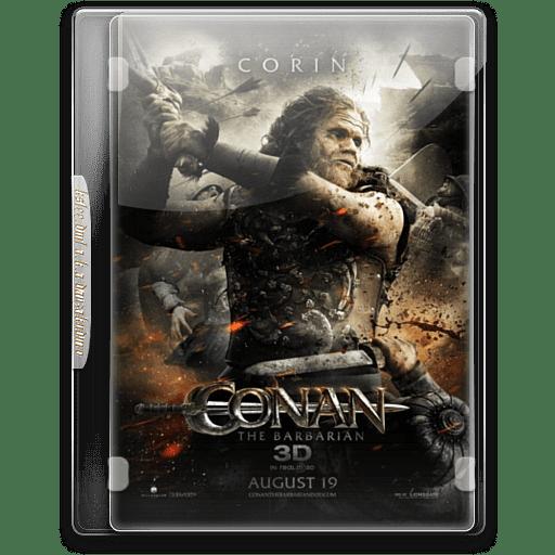 Conan v4 icon