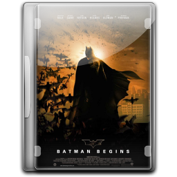 Batman The Begins v4 icon