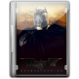 Batman The Begins v7 icon