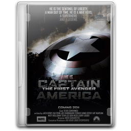 Captain America The First Avenger v2 icon