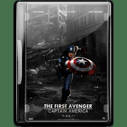 Captain America The First Avenger v7 icon