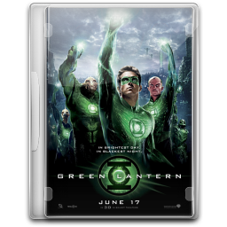 Green Lantern v3 icon