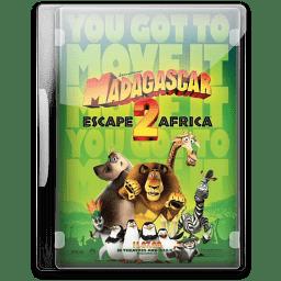 Madagascar 2 Escape Africa icon