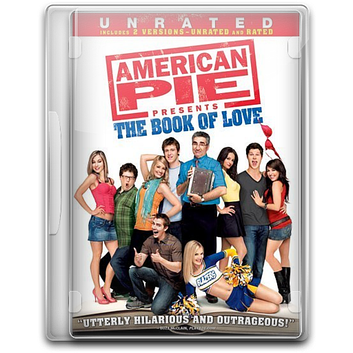 American-Pie-The-Book-Of-Love icon