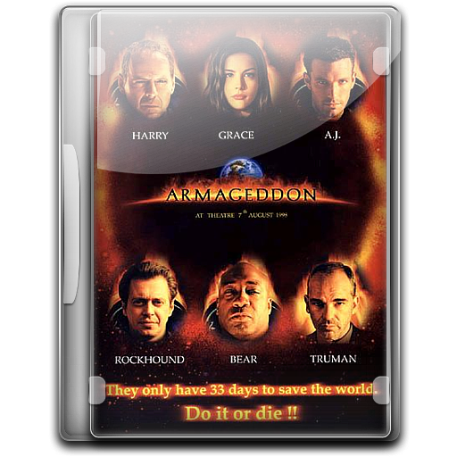 Armageddon v3 icon