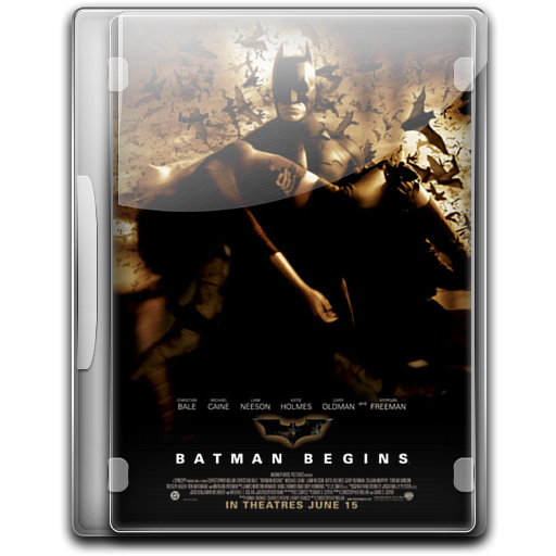 Batman The Begins v5 icon